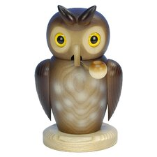 Owl Incense Burner