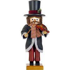 Caroling Man Nutcracker