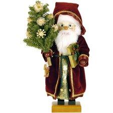 Victorian Santa Nutcracker