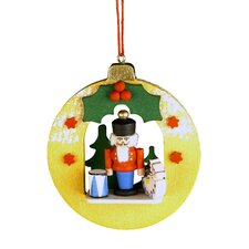 <strong>Christian Ulbricht</strong> Nutcracker Ball Ornament