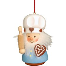 Gingerbread Baker Ornament