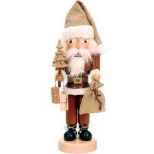 Santa with Christmas Tree Nutcracker