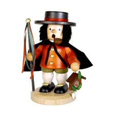 Black Forest Man Incense Burner