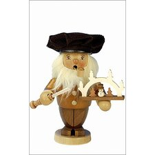 Wood Artisan Incense Burner