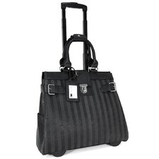 Lazer Stripes Roller Briefcase