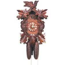 Cuckoo Clock with 8 Day Weight Driven Movement