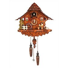 Cuckoo Clock with Music, Beer Drinker and Dancer