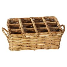 <strong>Eco Displayware</strong> Eco-Friendly 12 Bottle Wine Basket
