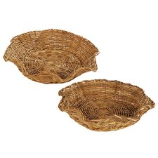 Eco-Friendly Fluted Fruit Tray