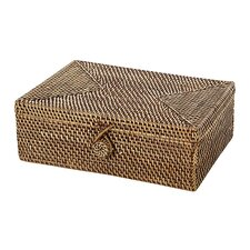 Eco-Friendly Lidded Storage Box