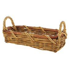 Eco-Friendly French Bread Basket