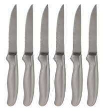 6 Piece Steak Knife Set