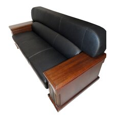Genuine Leather 3 Seater Sofa