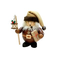 Christian Ulbricht Santa with Lantern Incense Burner