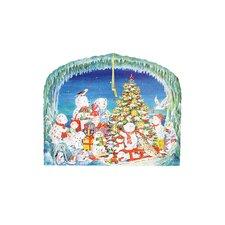 Extra Large Polar Bear Advent Calendar