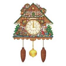 Korsch Advent Cuckoo Wall Clock