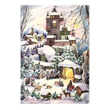 Small Outdoor Animals Advent Calendar