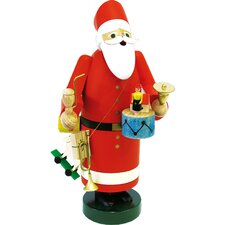 Richard Glaesser Santa with Toys Incense Burner