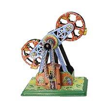Tin Windup Ferris Wheel