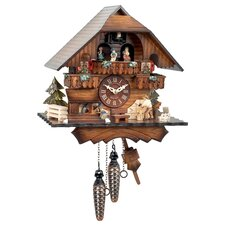 <strong>Alexander Taron</strong> Battery Cuckoo Clock