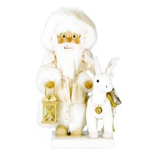 Christian Ulbricht White Dreams Santa Nutcracker