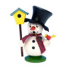 Christian Ulbricht Mini-Snowman Smoker Incense Burner