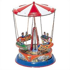 Tin Bullet Carousel Toy