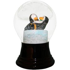 Penguins Snowglobe