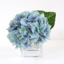 Hydrangea in Water Accent (Set of 3)