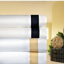 520 Thread Count Egyptian Cotton Banded Sheet Set