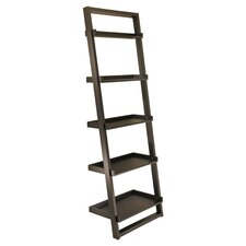 "Bailey Leaning 74.6"" Bookcase"