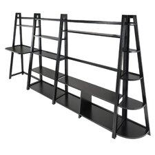 Adam 4 Piece TV Stand Set