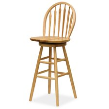 "<strong>Winsome</strong> Basics 30"" Swivel Bar Stool"