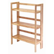 "<strong>Winsome</strong> Stackable 38.5"" Bookcase"