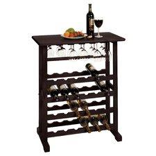 Vinny 24 Bottle Wine Rack