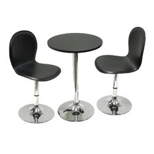 Spectrum 3 Piece Dining Set