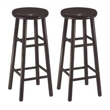 "<strong>Winsome</strong> 30"" Swivel Bar Stool (Set of 2)"