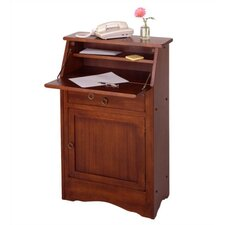 "Regalia 26"" W Secretary Desk"