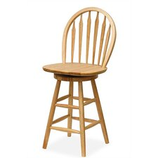 "<strong>Winsome</strong> Basics 24"" Swivel Bar Stool"