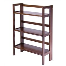 "<strong>Winsome</strong> Basics Folding 38.5"" Bookcase"