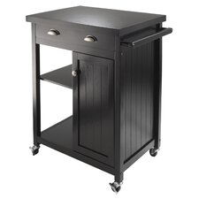 <strong>Winsome</strong> Timber Kitchen Cart