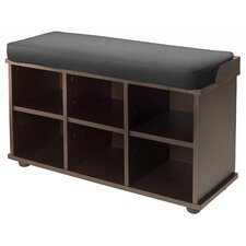 Townsend Storage Bench