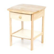 <strong>Winsome</strong> Basics 1 Drawer Nightstand