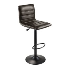 "<strong>Winsome</strong> Holly Air Lift 23.82"" Adjustable Bar Stool"