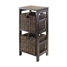 Granville 3 Piece Storage Shelf Set
