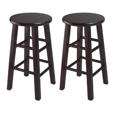 <strong>Winsome</strong> Bar Stool (Set of 2)