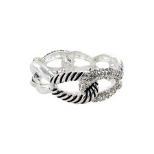 Artisan Stretch 4Curv Link Bangle