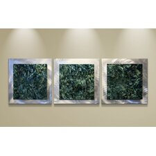 Emerald Essence Wall Art