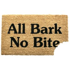Sweet Home All Bark Doormat