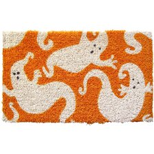 Handmade Ghosts Doormat